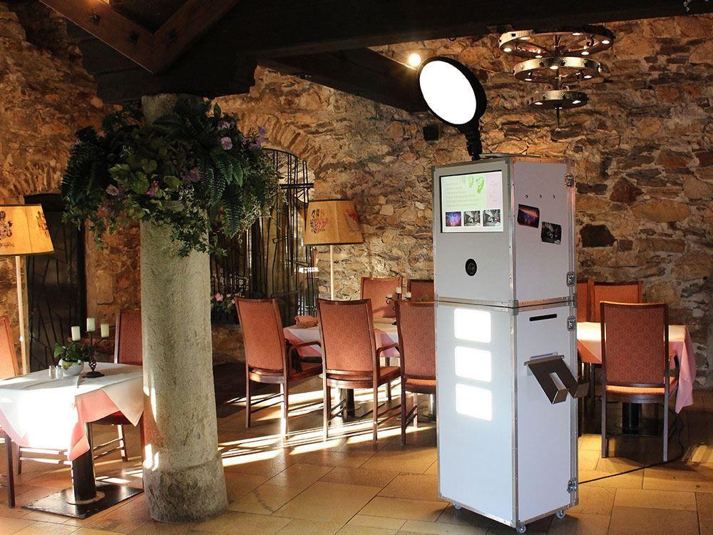 Fotobox od. ein Photobooth für Hochzeiten in Feldkirch in Kärnten mieten