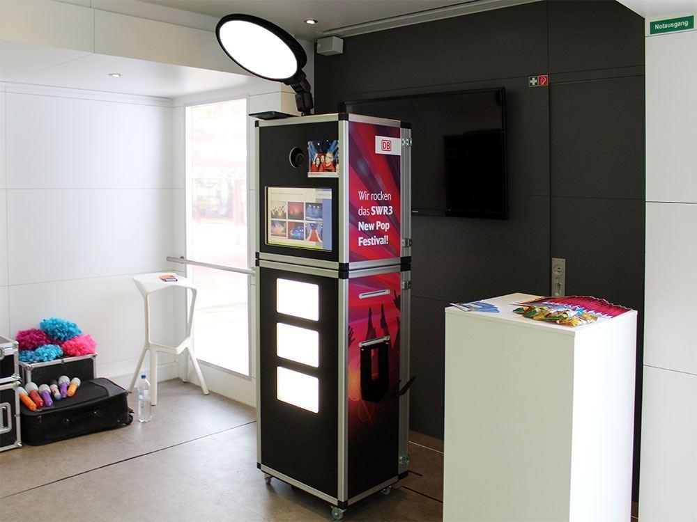 Photobooth-Fotokasten ausleihen