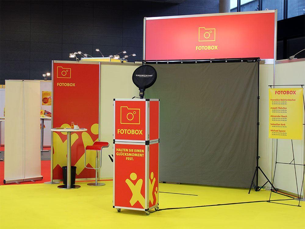 Photobooth-Fotokasten mieten
