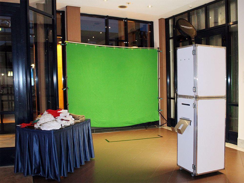 Fotobox-Photo Booth leihen